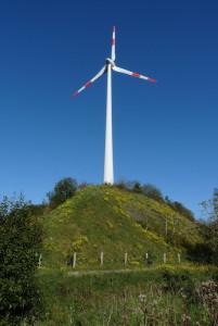 Windrad NSG Siesack Dortmund