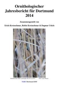 Ornithologischer Jahresbericht Dortmund 2014