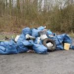 Müllberg aus dem Groppenbruch