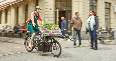 Cargobike, Tandem, Kindertaxi: PINO von HASE BIKES